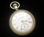 Click to display ELGIN PS SW 18S SRC OF POCKET WATCH Info