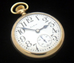 Click to display ELGIN FATHER TIME LS SW 16S 21J ADJ.5P Info