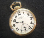 Click to display BALL 16S 23J OF TRIPLE SIGNED POCKET WATCH Info