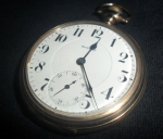 Click to display E. HOWARD LS SW 16S 21J OF POCKET WATCH Info