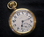 Click to display E. HOWARD LS SW 16S 23J POCKET WATCH Info