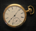 Click to display E. HOWARD PS SW 16S 17J POCKET WATCH Info